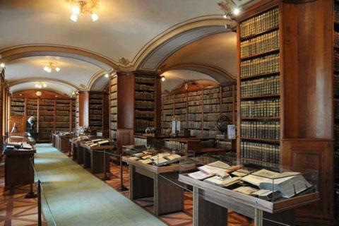 Thư viện của Hungary