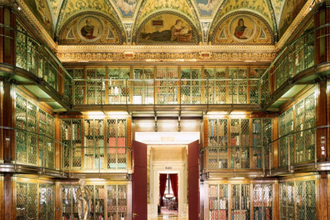 Thư viện Pierpont  Morgan, New York, Mỹ