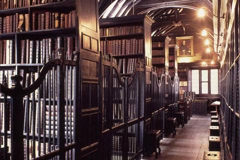 Thư viện Chetham, Mancheste, Anh