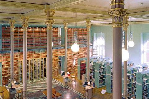 Thư viện Quốc hội Thụy Điển
