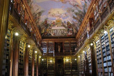 Thư viện Quốc gia CH Séc