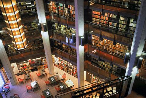 Thư viện Sách hiếm Thomas Fisher, Toronto, Canada