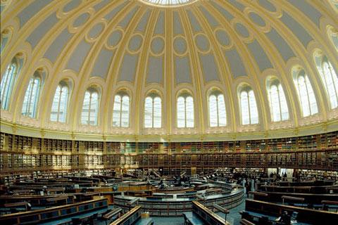 Thư viện của Bảo tàng Anh