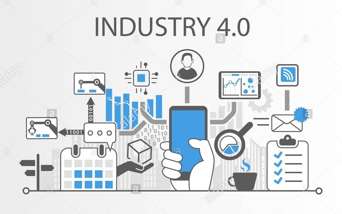 Kết quả hình ảnh cho Giới thiệu về công nghiệp 4.0 và tầm ảnh hưởng