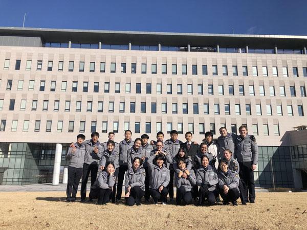 Học viên D42 hoàn thành học kỳ trao đổi quốc tế tại Đại học Cảnh sát quốc gia Hàn Quốc