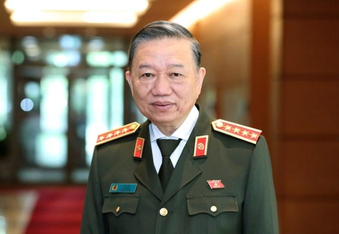 Bộ trưởng Tô Lâm, Ủy viên Hội đồng Quốc phòng và An ninh